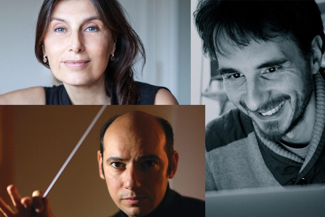 Table ronde : Écrire la musique d'un film